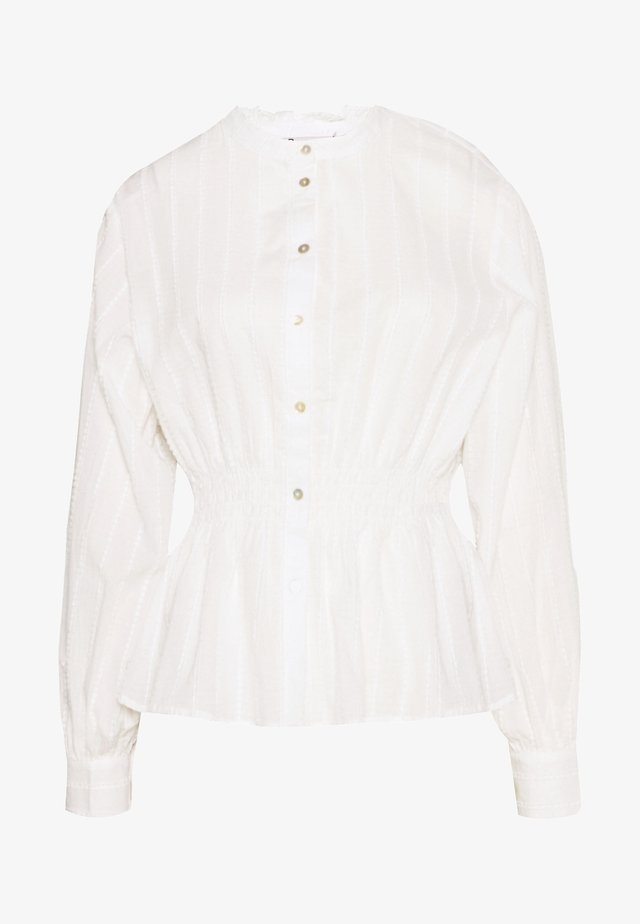 BYIVORY - Blus - off white