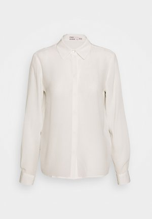 BYISJA - Button-down blouse - off white