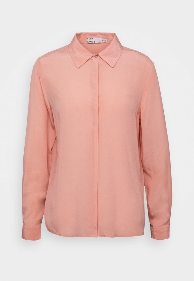 BYISJA - Camicia - coral