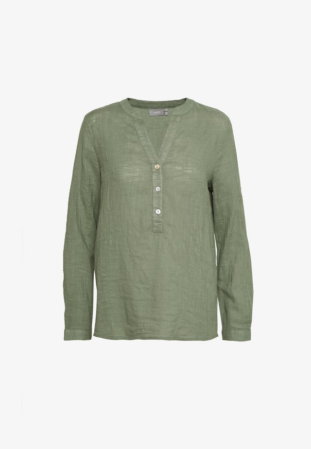 BYHENRI - Blouse - sea green