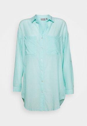 BYFIE - Button-down blouse - ocean blue