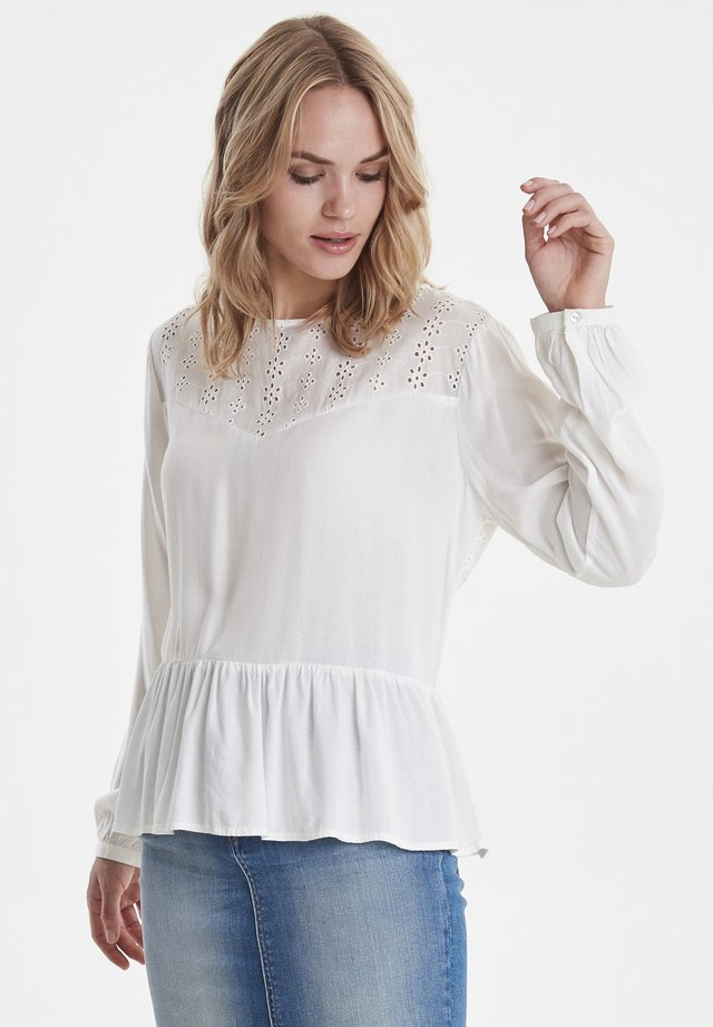 Blouse - off white