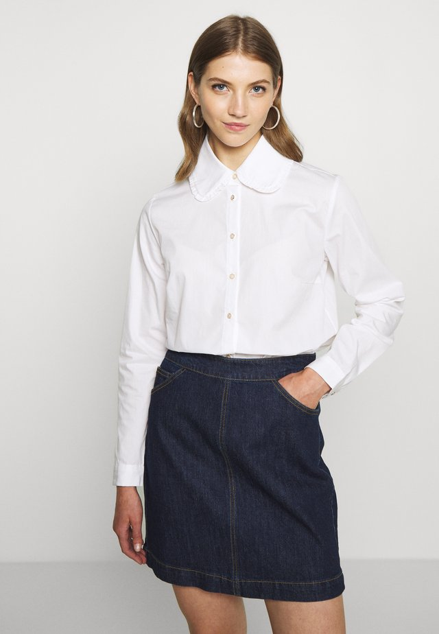 HYLDA SHIRT  - Button-down blouse - optical white