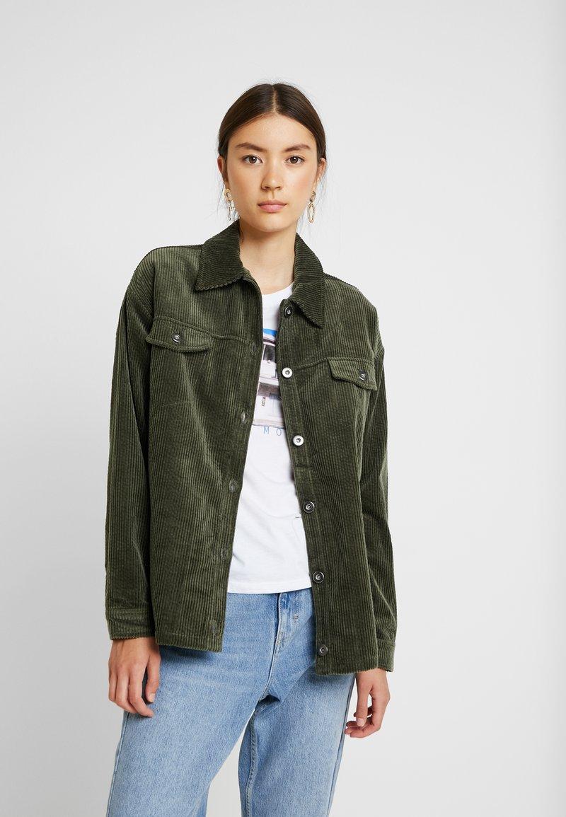 b.young - DAZ JACKET - Bomber Jacket - cedar green