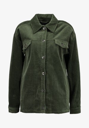 DAZ JACKET - Giubbotto Bomber - cedar green