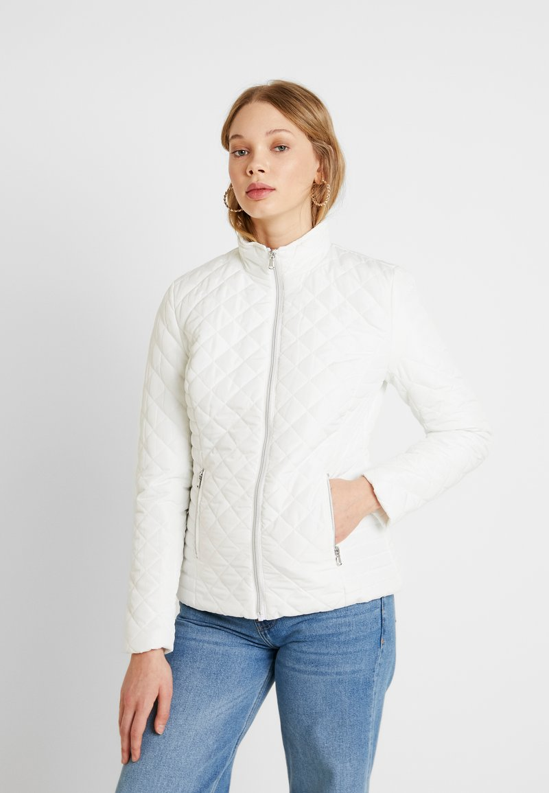 b.young - AMANDA JACKET - Light jacket - off white