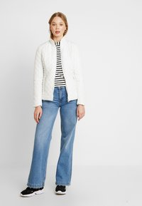 b.young - AMANDA JACKET - Light jacket - off white - 1