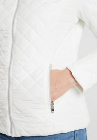 b.young - AMANDA JACKET - Light jacket - off white - 5