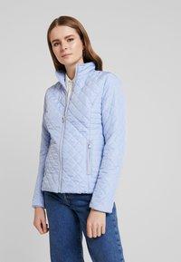b.young - AMANDA JACKET - Light jacket - sky blue - 0
