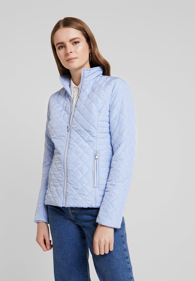 b.young - AMANDA JACKET - Light jacket - sky blue