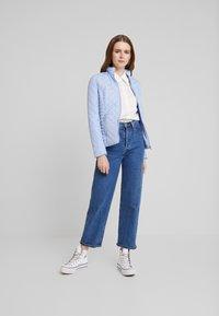 b.young - AMANDA JACKET - Light jacket - sky blue - 1