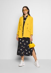 b.young - BYELIN - Blazer - yellow - 1