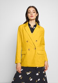 b.young - BYELIN - Blazer - yellow - 0