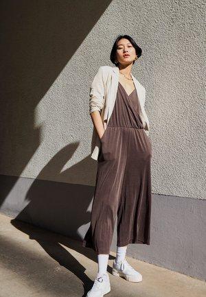 JOHANNA - Short coat - light sand