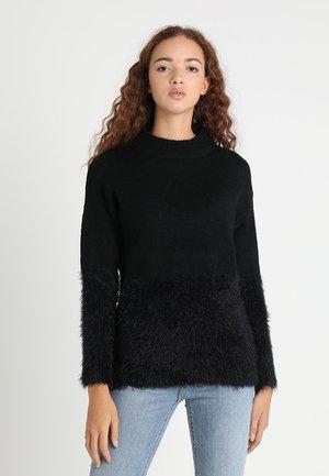 MARCELLE JUMPER  - Stickad tröja - black