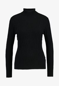 b.young - BYNANKA ROLLNECK JUMPER - Jumper - black - 3