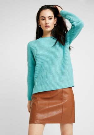 BYMARGOT JUMPER - Jumper - blue