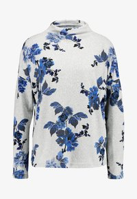 b.young - BYPIETA - Stickad tröja - melange med grey combi - 3