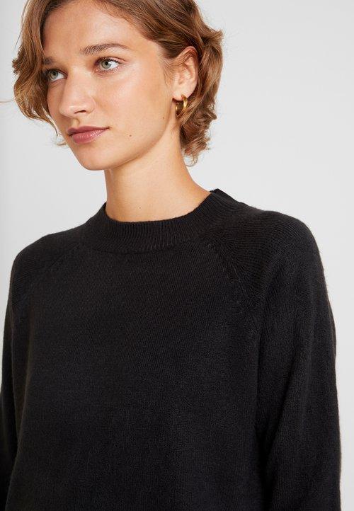 Stała usługa b.young BYMALEA JUMPER - Sweter - black Odzież Damska FXBU-KH6