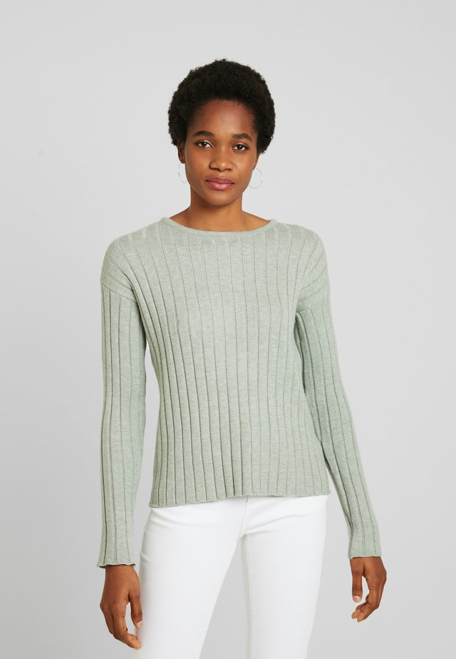 JUMPER - Jumper - sea green
