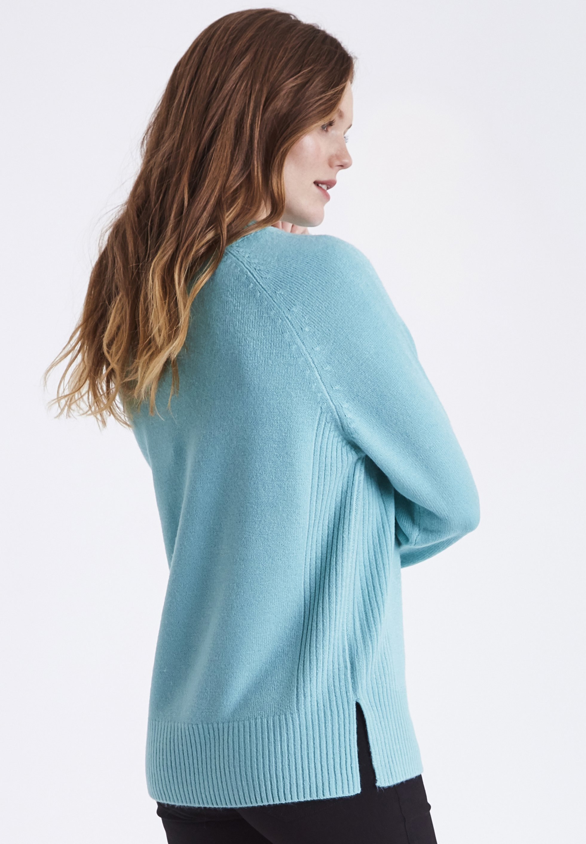 B.young Bymalea - Pullover Blue