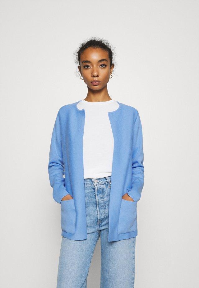 NORAMAI CARDIGAN - Kofta - cornflower blue