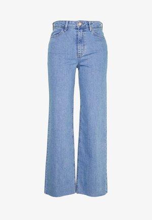 BYLOLA BYKLIO  - Flared jeans - vintage blue