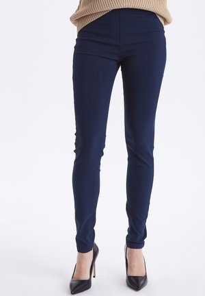 BYKEIRA BYDIXI JEGGING - BENGALIN - Jeggings - dark blue