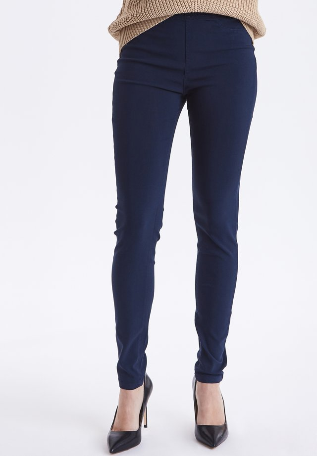 BYKEIRA BYDIXI JEGGING - BENGALIN - Jegging - dark blue