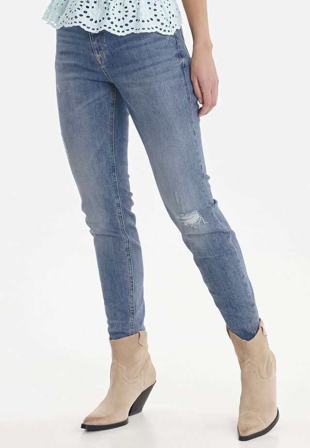 BYKATO BYKIM - Slim fit jeans - vintage blue