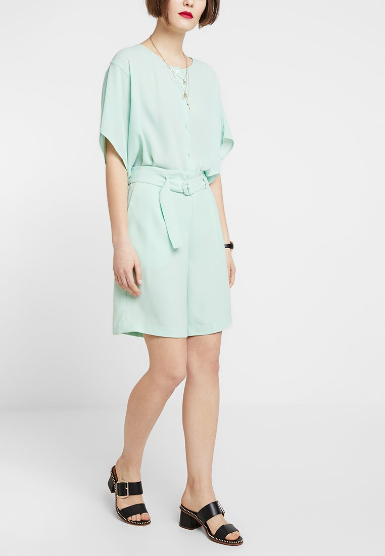 b.young - BYFILIPPO  - Shorts - pastel mint