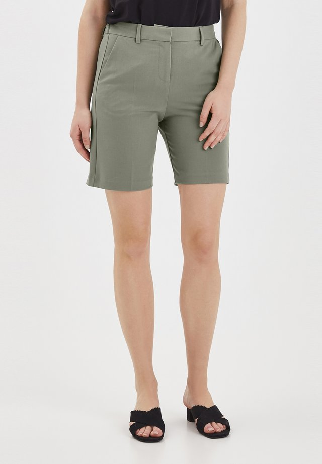 BYDANTA - Shorts - sea green