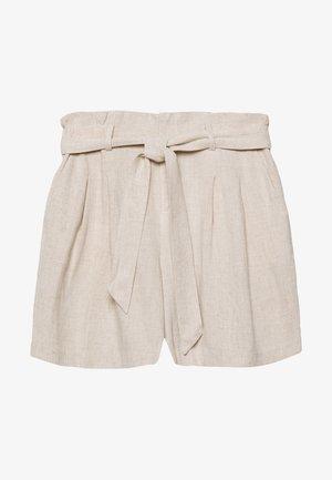 JOHANNA - Shorts - light sand