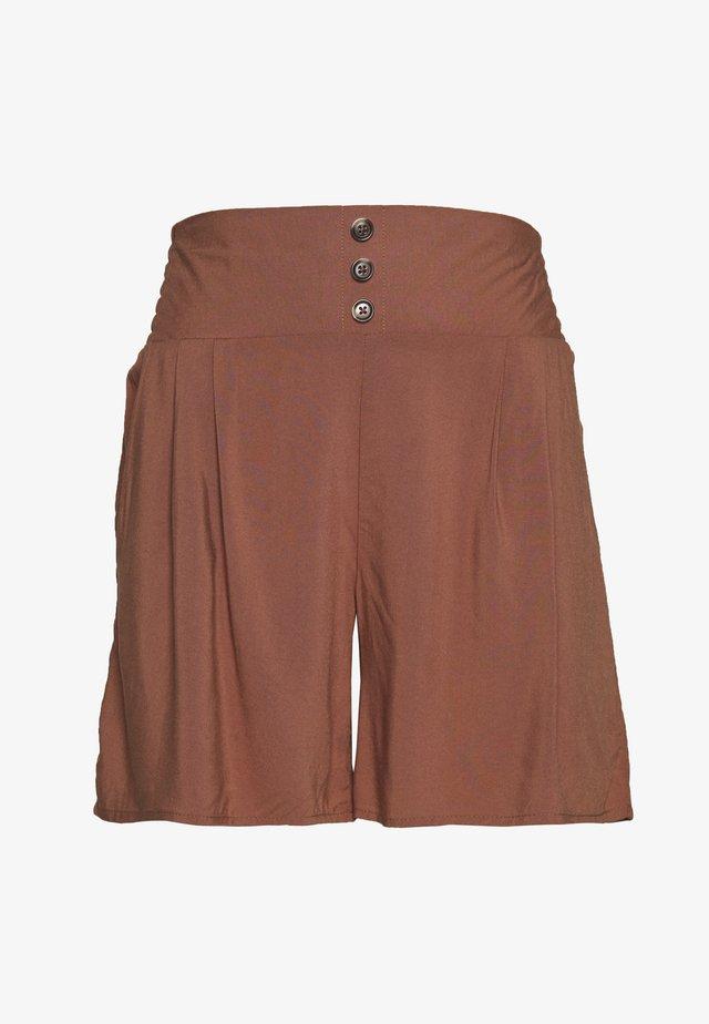 BYGURLI - Shorts - ibiza brown