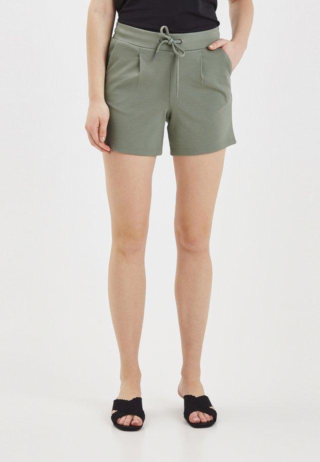 RIZETTA SHORTS - Shorts - sea green