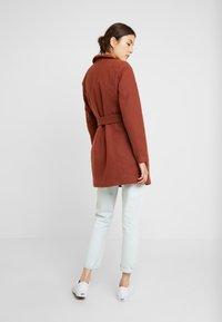 b.young - CIRLINE JACKET BELT - Zimní kabát - dark copper - 2