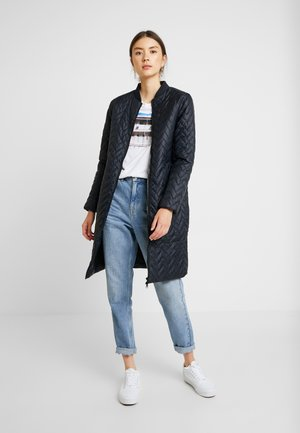 BYAMONY COAT - Short coat - black