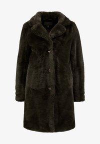 b.young - BYCOSMO COAT - Abrigo de invierno - peat green - 5