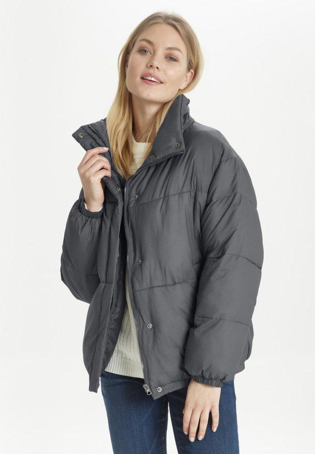 BYALMA  - Winter jacket - dark blue