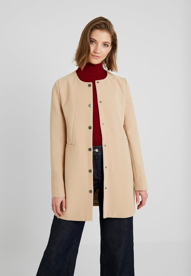 BYDALA COAT - Classic coat - beige