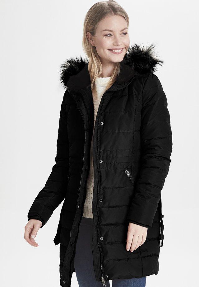 BYANA  - Down coat - black