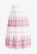 MADDIE SKIRT - A-line skjørt - hot pink