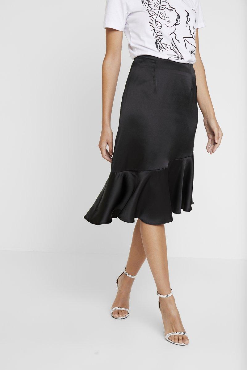 By Malina - ELLIE SKIRT - A-line skirt - black
