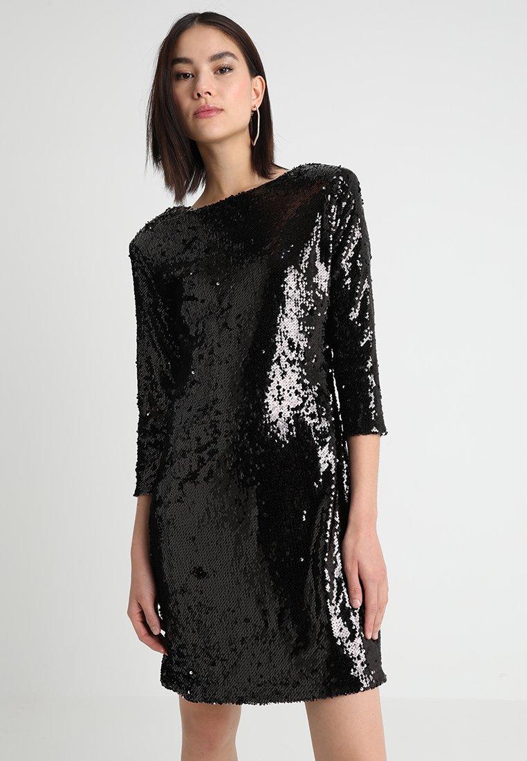 By Malina - AMARA DRESS - Koktejlové šaty/ šaty na párty - black