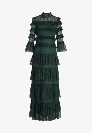 CARMINE DRESS - Robe de cocktail - pine green