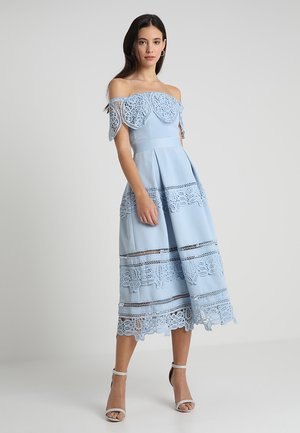 OTHELIA DRESS - Occasion wear - ocean blue