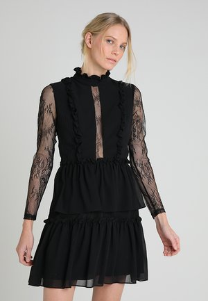 GINA DRESS - Vestito elegante - black