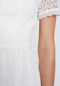 By Malina - CLAIRE DRESS - Abito da sera - white - 6