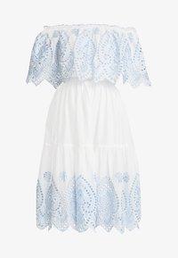 By Malina - LAYLA DRESS - Vestito estivo - ocean blue - 4
