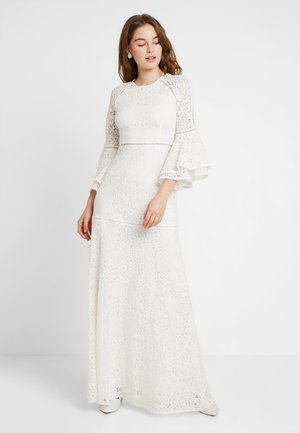 ETTIE MAXI DRESS - Iltapuku - white